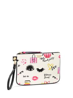 Victoria\'s Secret Bombshell Vibes Night Out Wristlet